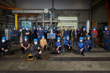 Cryostar continues to deliver compressors