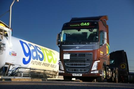 Gregory Distribution installs Gasrec Bio-LNG facility