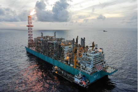 PETRONAS' PFLNG DUA marks commissioning with first LNG production