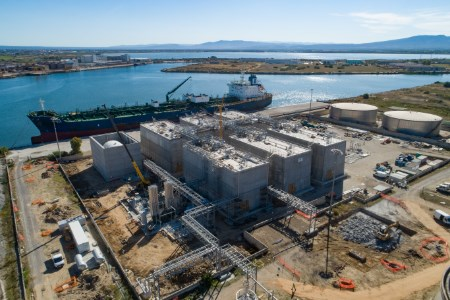 Reganosa wins contract for LNG terminal in Sardinia