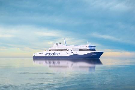 Gasum to supply LNG to Wasaline and Wärtsilä