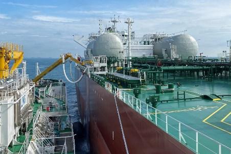 FueLNG completes bunkering of LNG-fuelled Aframax