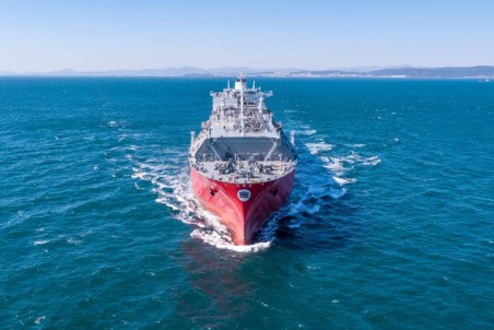 Capital Gas Ship Management takes delivery of LNG carrier