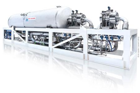 Air Liquide to provide Turbo-Brayton LNG sub-cooling units