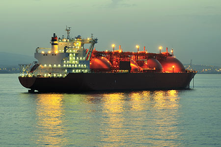 NYK signs charter agreement with Total for LNG carriers