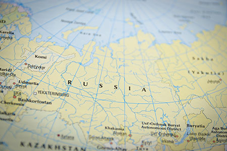 New role of the Russian gas industry