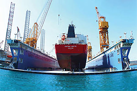 Recent repairs to LNG carriers | LNG Industry