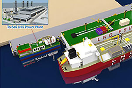 MOL announces delivery of the Kumul LNG carrier | LNG Industry