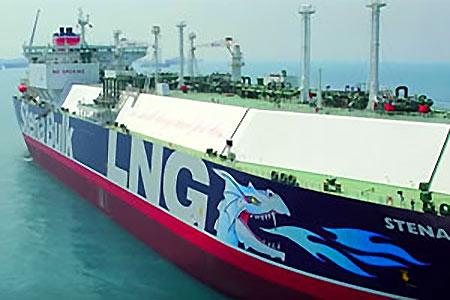 Video: rebranding of Stena Bulk LNG tanker | LNG Industry
